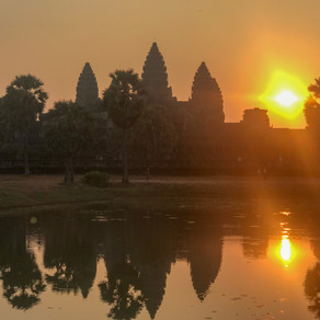 Why Angkor? How? The Eighth Wonder of the World