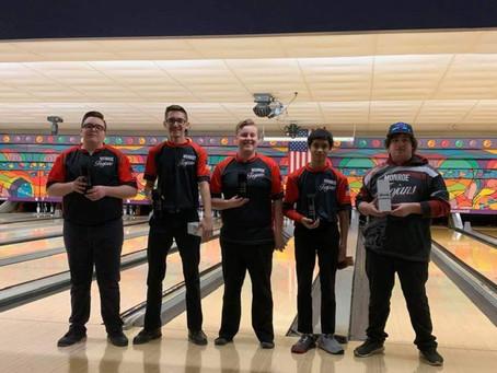 Monroe Trojan Boys Bowling
