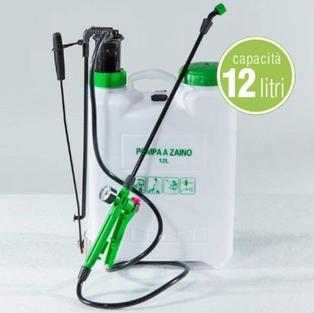 Pompa a pressione 12 L