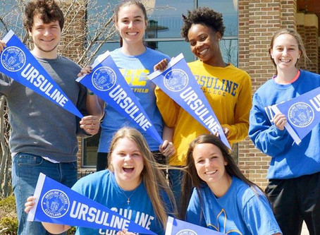 Five new 'Say Amen' scholarships to be awarded next year by Ursuline College