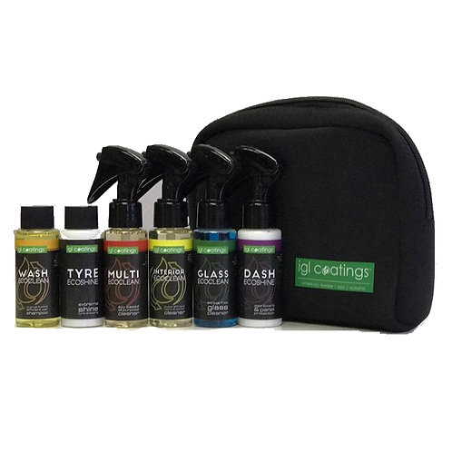 ecoclean Travel Kits