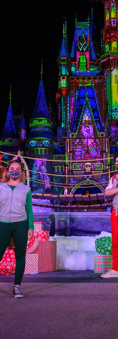 Disney Holiday Quest