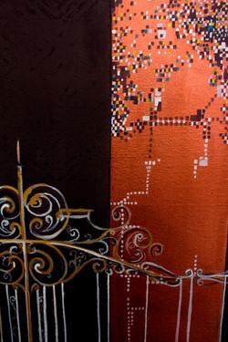 Gates to Heaven Detail