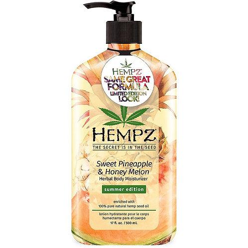 Hempz body moisturizer - Sweet pineapple & honey melon