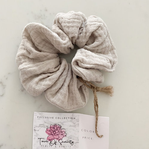 Scrunchie - For The Love Of Grey
