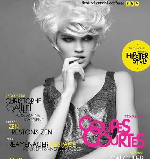 Cover shooting Paris