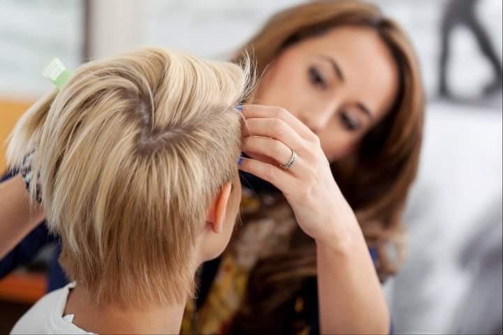 Make up kurs für Friseure
