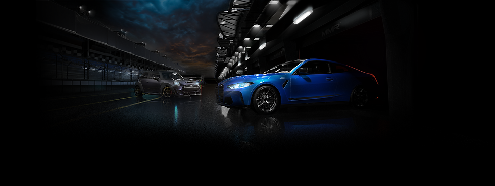 MMR Performance BMW Mini Performance Parts Tuning