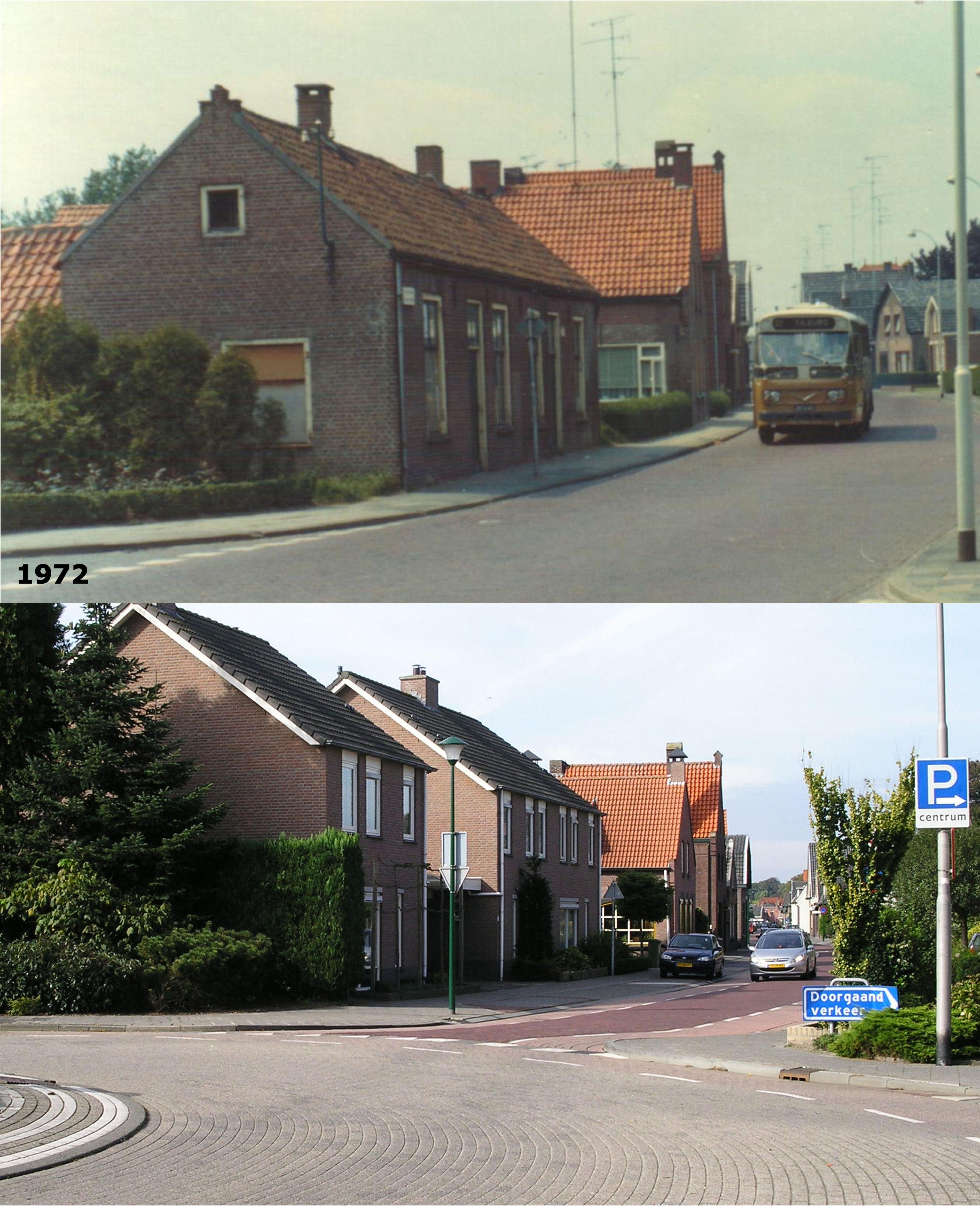 Rotonde Vennen - Sint Josephstraat