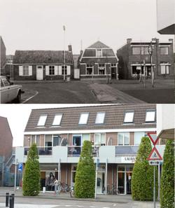 Tramstraat hoek Sint Josephstraat