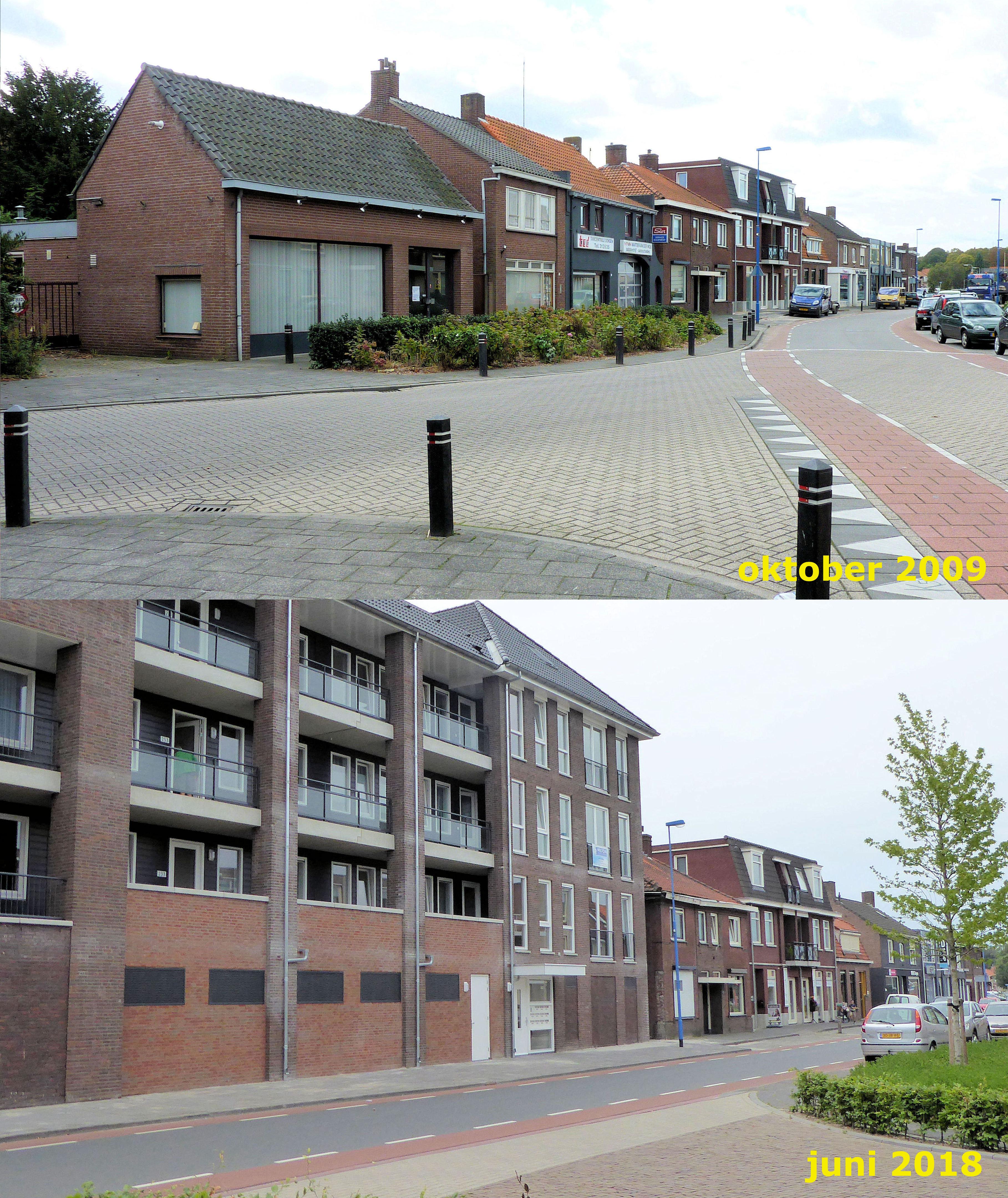 Tramstraat 2009-2018