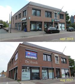 De Nieuwe bank in de Hoge Ham md