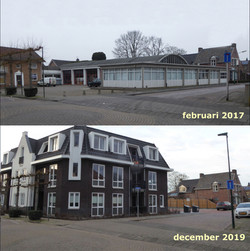 Gerardus Majellastraat - hoek Stoomberg