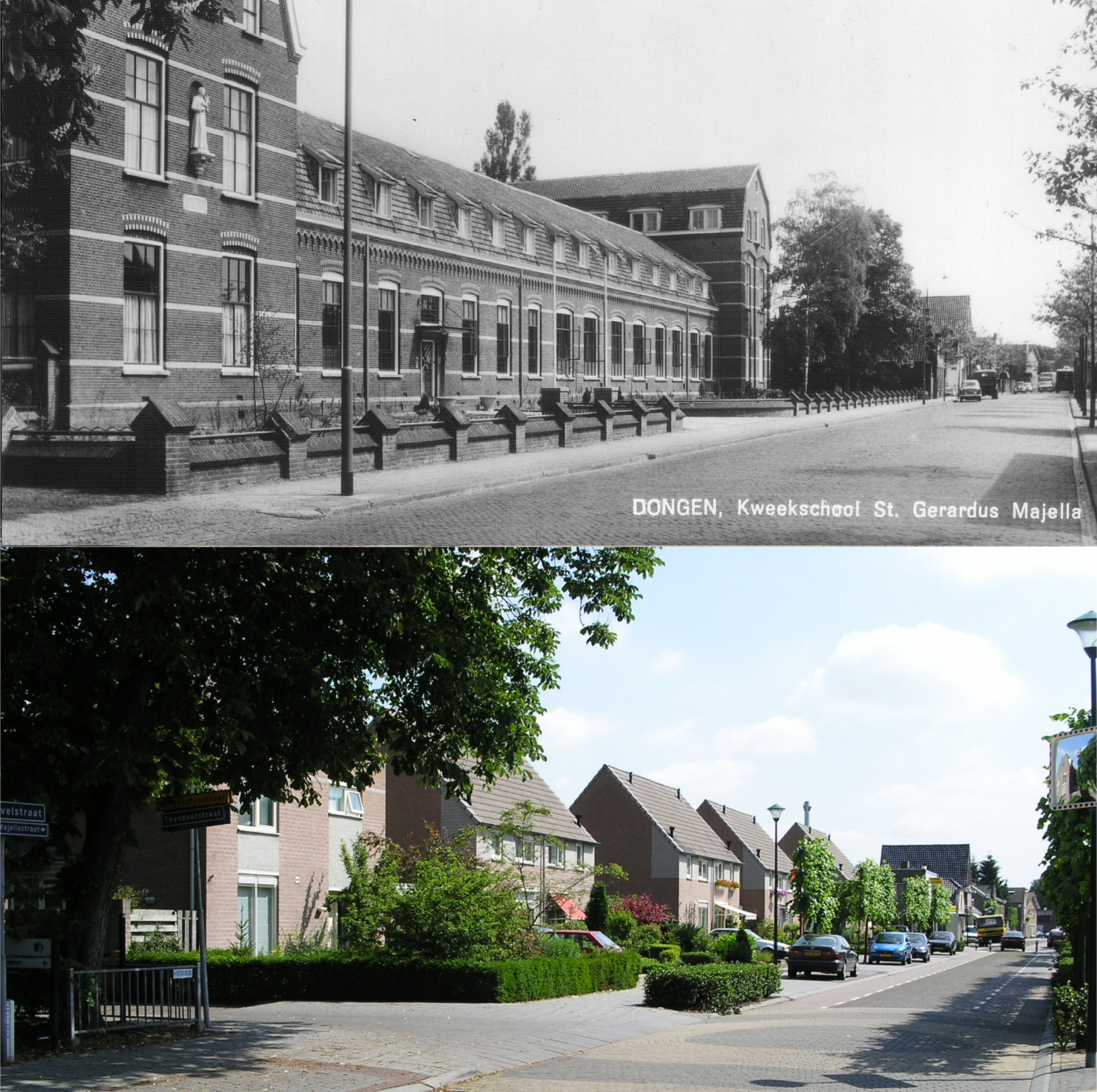 Gerardus Majellastraat - Kweekschool