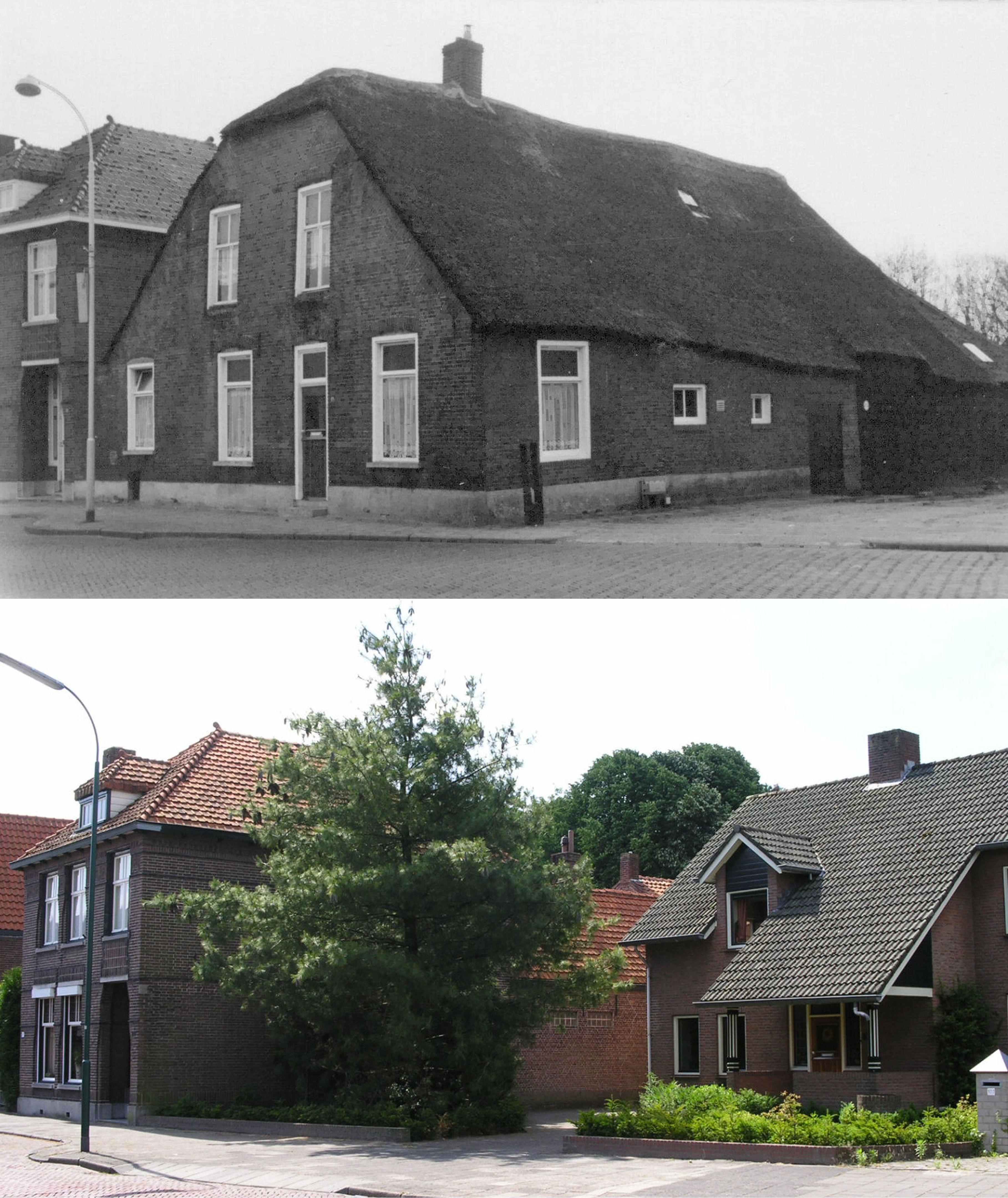 Sint Josephstraat - Boerderij Pita Tromm