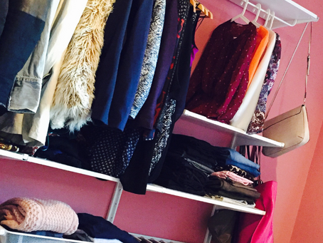 Have the organized closet of your dreams in 7 steps