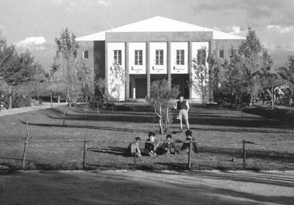 בית הפועלים, 1937
