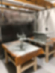 Paint Booth- Carolina Precision Switchge