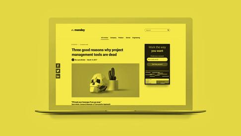 Blog facelift