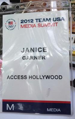 Team USA Media Summit