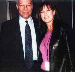 Former Sect'y of State Colin Powell