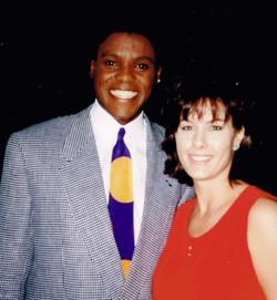 Olympian Carl Lewis