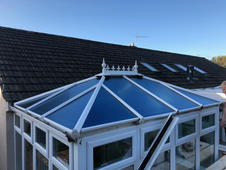 BEFORE Conservatory Roof