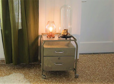 Vintage Storage Unit