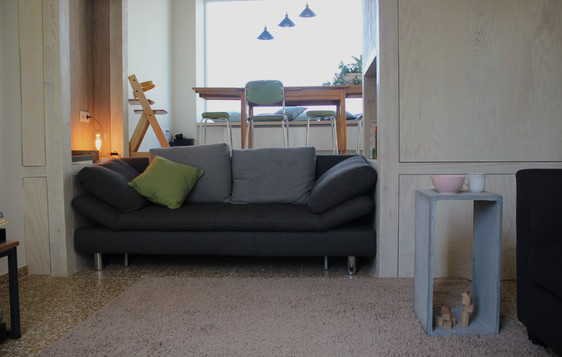 Two seater in Living room