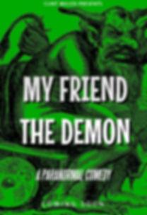 My Friend the Demon - by Clint Miller.jp