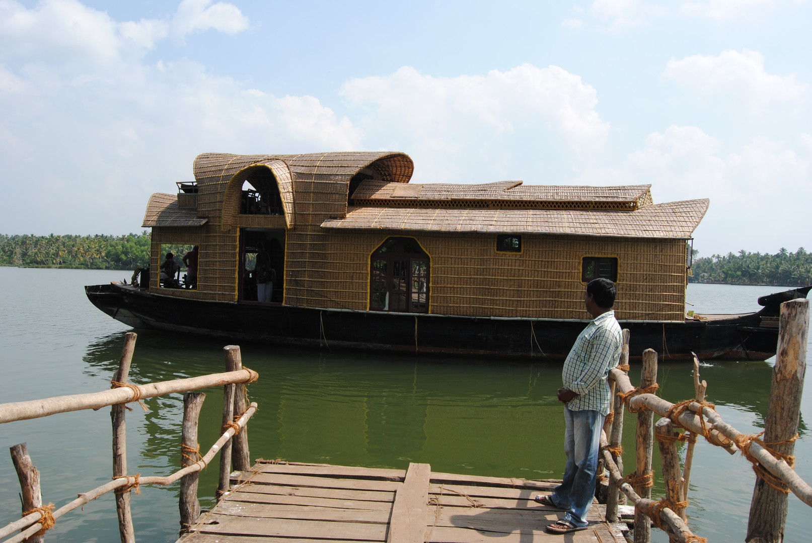 The Boat from Gurveer's Temple