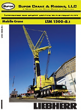 Supor Mobile Crane