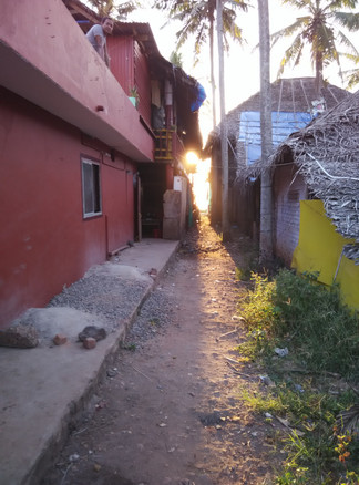The Alley to the Sea
