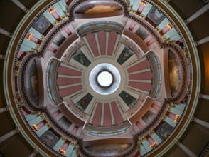 The Old Courthouse Dome Photo by Echoes Photography