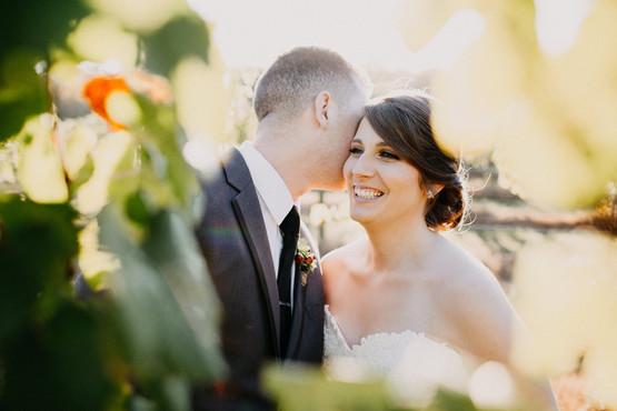 Vineyard Weddings At Asthon Creek