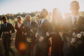 Rustic Weddings at Ashton Creek