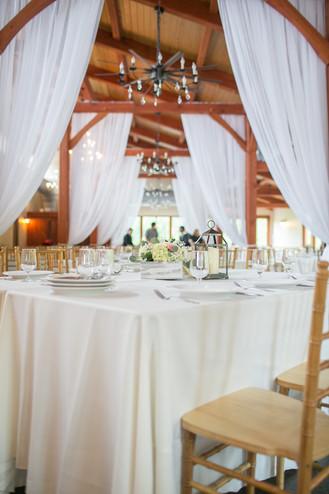 Wedding Reception Hall at Ashton Creek Vineyard