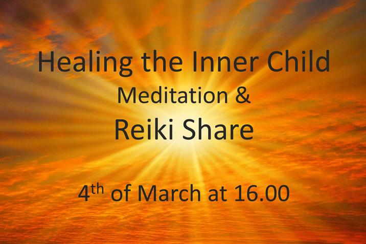 Healing Meditation & Reiki Share