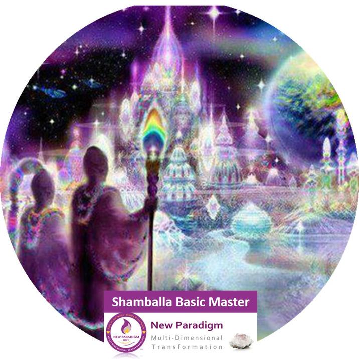 New Paradigm MDT-Shamballa, Basic Master Workshop