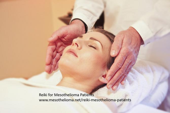 Reiki for Mesothelioma Patients