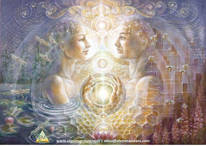Sacred Relationships in the 5th Dimension, 5th - 7th March 2021