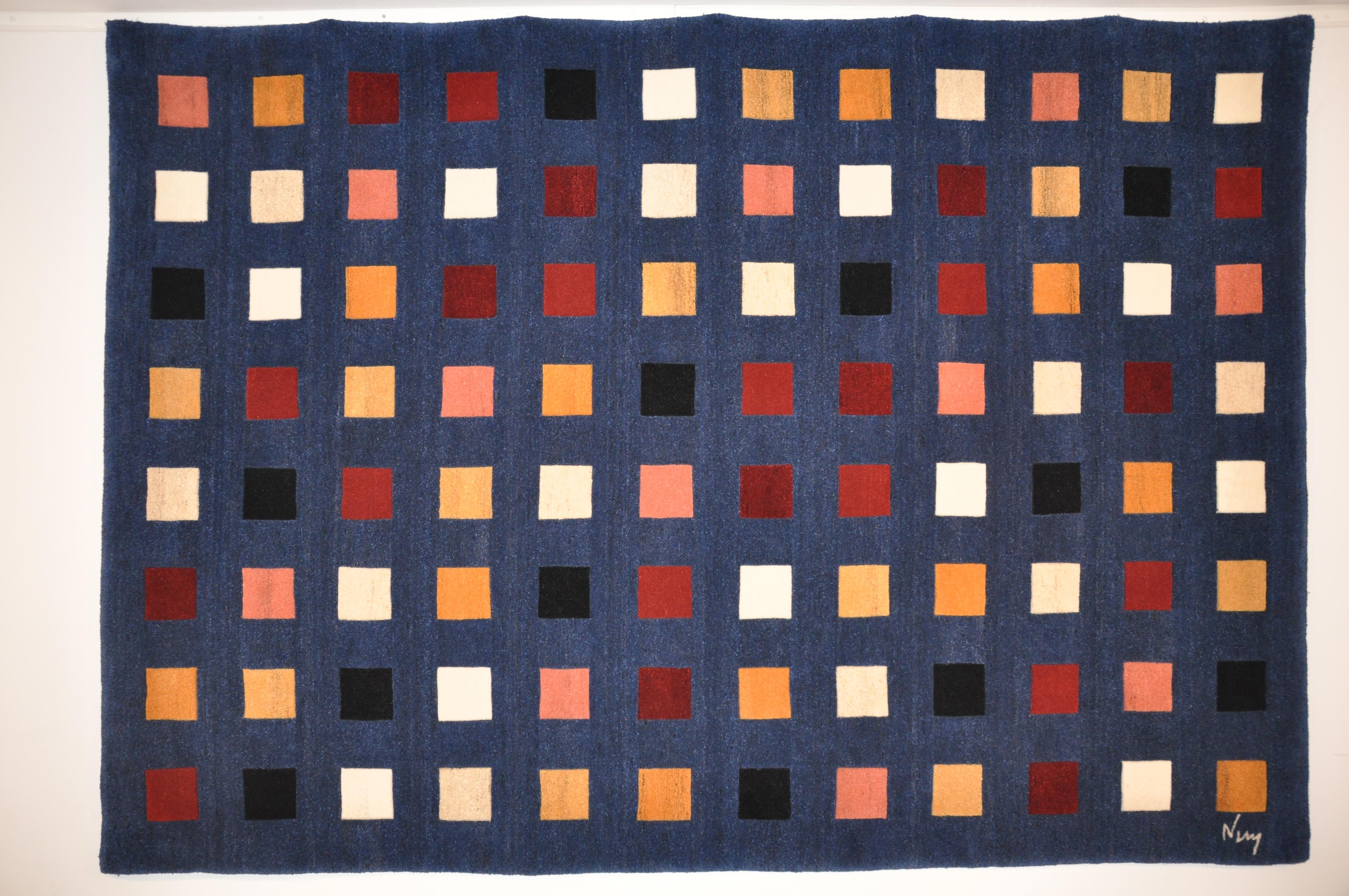 Tapeçaria Mosaico, Eduardo Nery