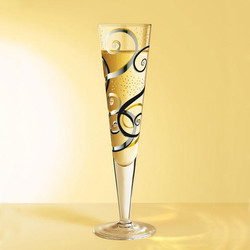 Champus Glass