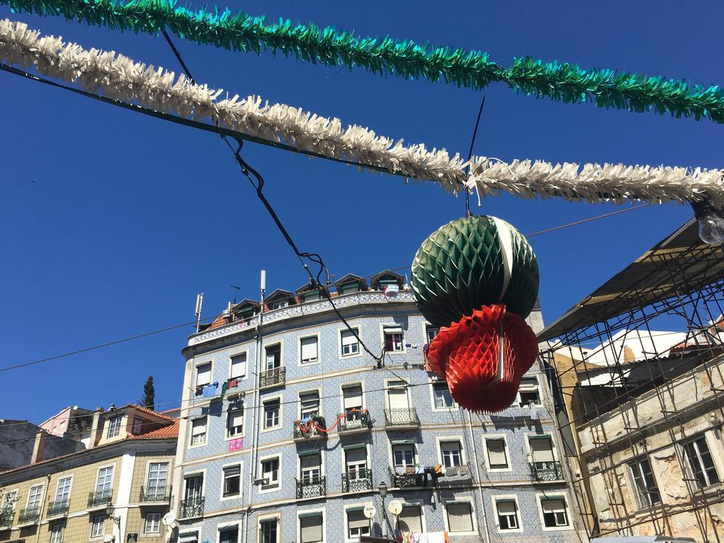 Hotel apartments Lisbon