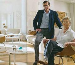 Madalena DePadova, a empresária que mudou o design italiano...