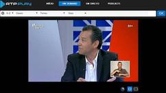 Mesa Redonda com Nuno Ladeiro no programa Sociedade Civil (IX) Design Português (RTP 2) - Episódio 1