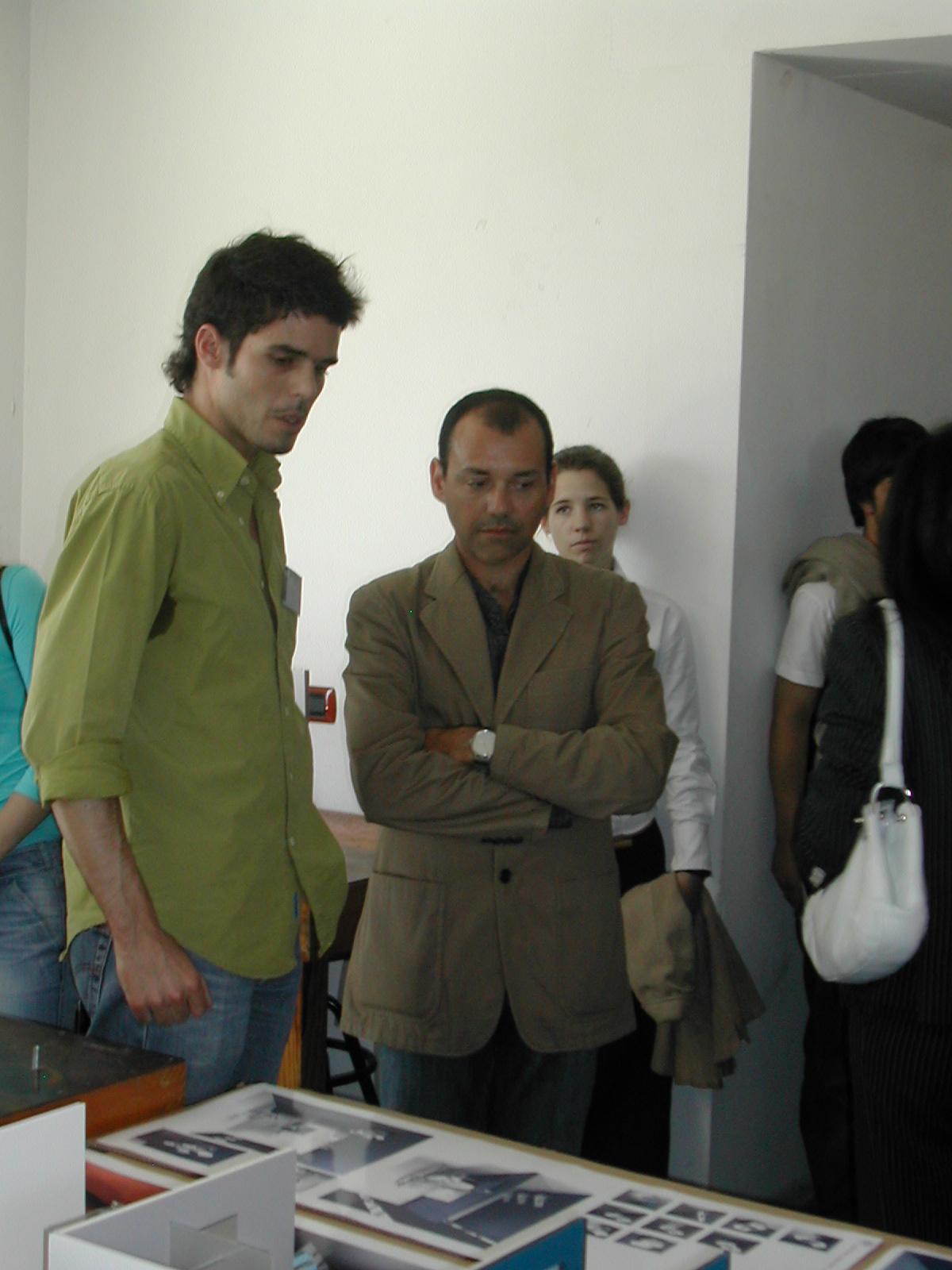Exposição Carlos Castanheira, Porto