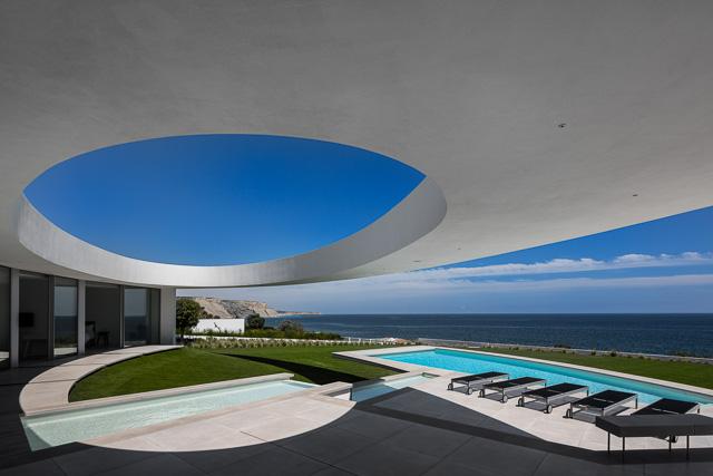 Casa Elíptica, Mário Martins