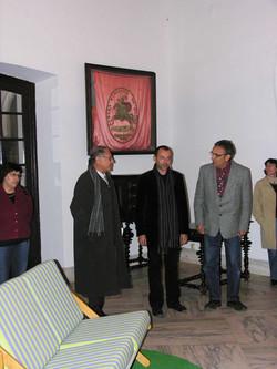 Exposição Dimensão em Évora