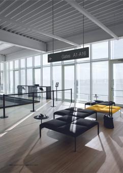 """Quais os novos cenários do design contemporâneo? Os espaços """"Lounge"""" evoluíram e apresentam hoje nov"""